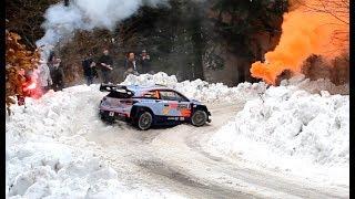 Rallye Monte Carlo 2018 - WRC