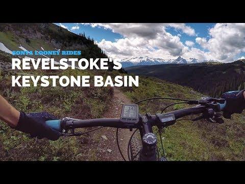 Revelstoke's Alpine Ride:  Keystone Basin