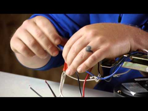How to Install a Wireless Remote for a Ceiling Fan : Ceiling Fan Projects