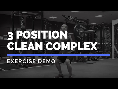 3 Position Clean Complex - Exercise Demo
