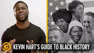 Kevin Hart's Guide to Black History - Preview