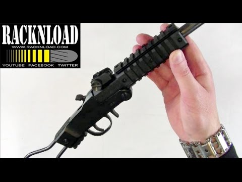 Chiappa Little Badger Survival Rifle **Full Review** by RACKNLOAD