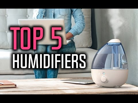 ▶️ Best Humidifiers - Top 5 Humidifiers in 2017