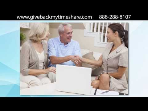 Sell My Timeshare Give Back My Timeshare 888 288 8107