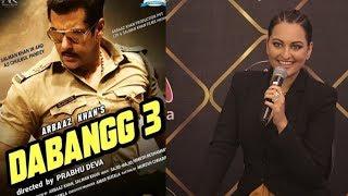 Dabangg 3 Latest Update By Sonakshi SInha   Releasing This December