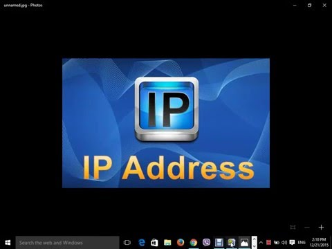 HOW TO CHECK IP ADDRESS-TAMIL TUTORIAL