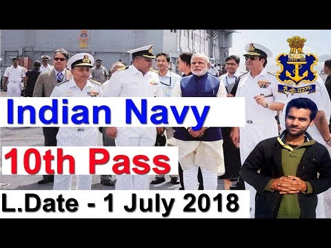 10th Pass Navy Join Indian Navy 2018 MR Batch Apply Online #Navy 10th Pass Entry 2019