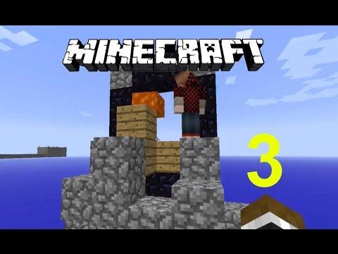 Minecraft Skyblock SMP #3