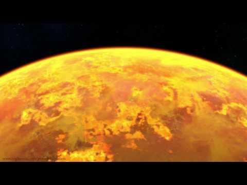 Unity3D Procedural Planets (Asset) - Hostile Planet
