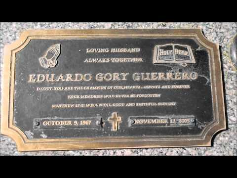 The Grave of WWE Star EDDIE GUERRERO (HD) 2012