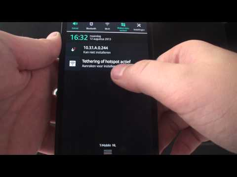 how to make a free wifi hotspot on android without root