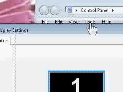 Screen Resolution Restore