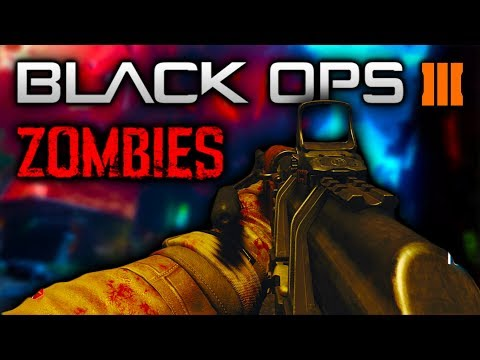 Black Ops 3 ZOMBIES UPDATE - RPK ADDED INTO ZOMBIES