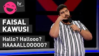 Faisal Kawusi ist alt geworden I hr Comedy Marathon