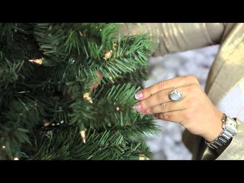 Artificial Christmas Trees That Are Eco-Friendly : Modern Christmas Decorating