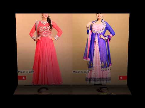 Anarkali Suits Online at Andaaz Fashion