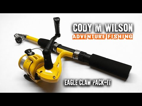 Eagle Claw Pack-It Unboxing + Review