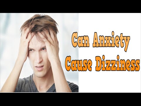 Can Anxiety Cause Dizziness, Causes Of Dizziness And Nausea, Does Anxiety Cause Dizziness, Dizziness