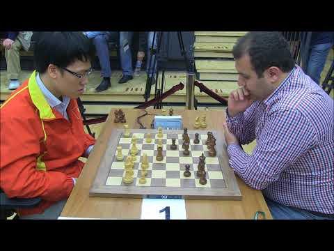 2013-06-10 GM Le Quang Liem - GM Mamedov World Blitz