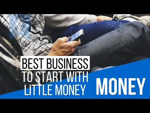 Best Business To Start With Little Money - This I Awesome