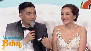 Magandang Buhay: Teddy on how he managed to keep his surprise