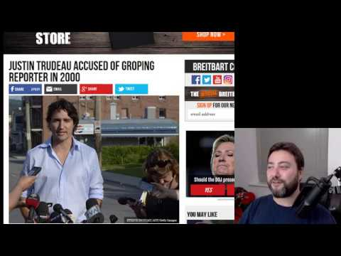 #MeToo: Justin Trudeau becomes a Real Male Feminist