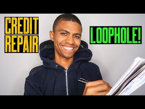 Section 609 Credit Repair Loophole || Credit Repair Disputes || Fix Credit || Credit Improvement