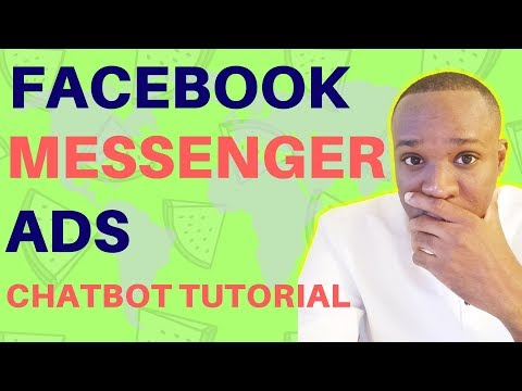 How to Create a WINNING Facebook Ad for Shopify Using Chatbots (JSON)