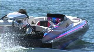 Blown injected family boat
