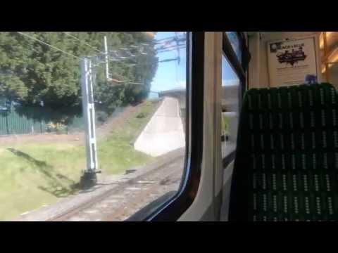 London Midland EMU Class 323 | 323206 | Birmingham New St - Birmingham International | 18/04/2015