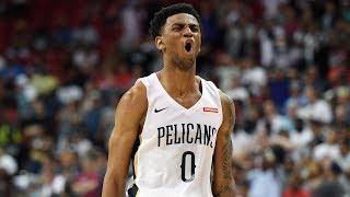 Las Vegas NBA Summer League's Best 5 Individual Scoring Performances