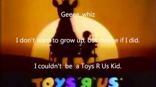 Toys R Us Jingle Lyrics Videos 9videos Tv