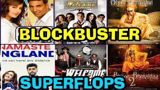 Bhool bhulaiyaa 2, Akshay kumar की फिल्मों के सिक्वल का हुआ है बुरा हाल देखे वीडियो