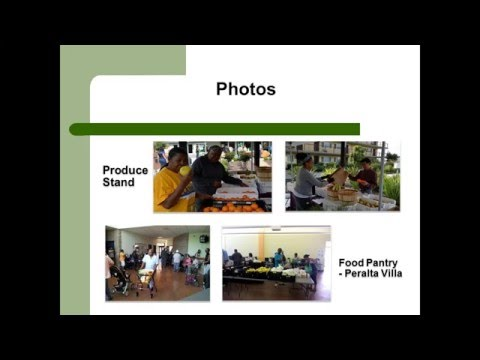 Oakland Public Housing Authority on Summer Meals