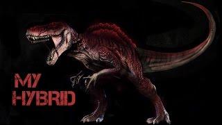 Jurassic World My Hybrid Dinosaur