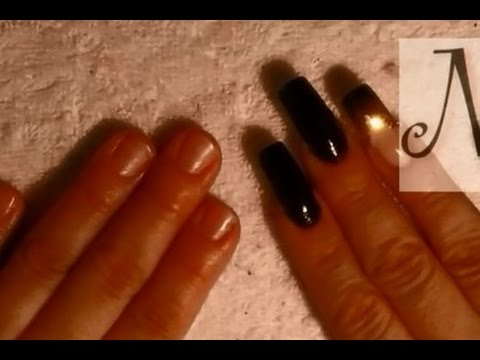 how to remove acrylic nails at home without damage natural nails (take off acrylic nails) DIY