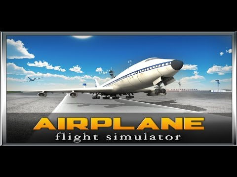 Airplane Flight Simulator 3D - Official Gameplay Video