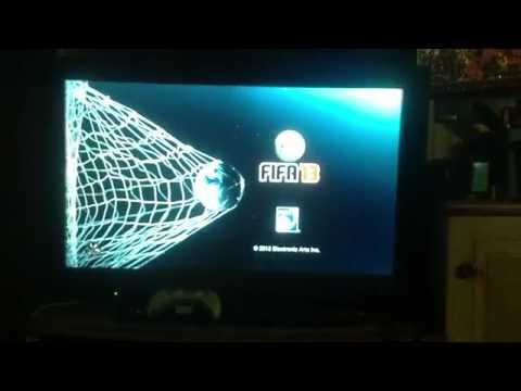 FIFA 13 Aisa PS3 Language Test