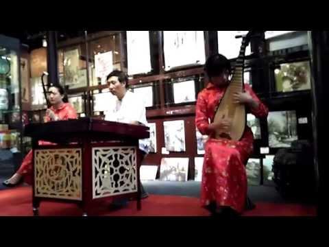 Suzhou Master of Nets Garden: music performance