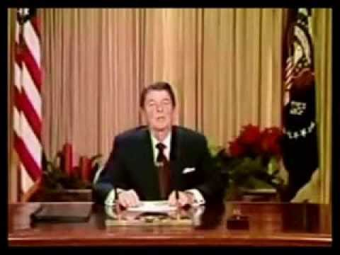 Christmas Address of President Ronald Reagan, December 23, 1981
