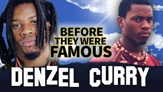 DENZEL CURRY | Before They Were Famous | ZXLTRXN | Biography