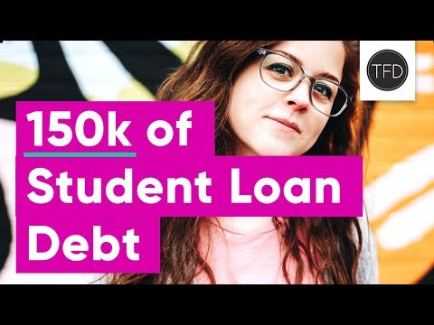 How I'm Paying off Six Figures of Student Debt