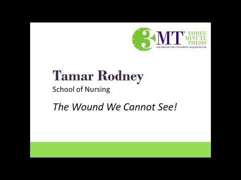 2018 Three Minute Thesis Finalist | Tamar Rodney