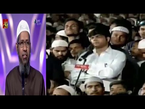 Is earning from entertainment Halal or Haram Question asked by a non muslim  Dr Zakir Naik
