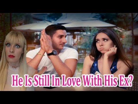 He is still in love with his ex can I date him? Should you date him if he is still not over his ex?