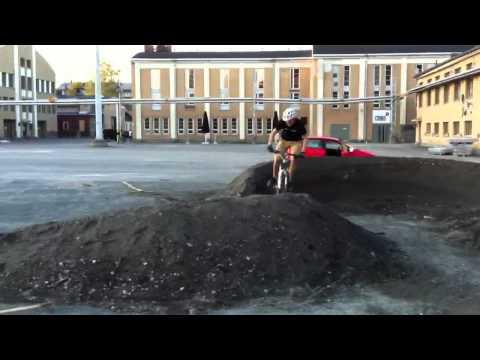 Stadibike pumptrack Tapio