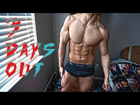 Full Day Of Eating 3 Days Out| Classic Physique Competitor