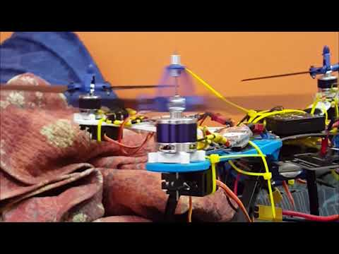 Variable Pitch Propeller Drone Setup ( Part 7 )