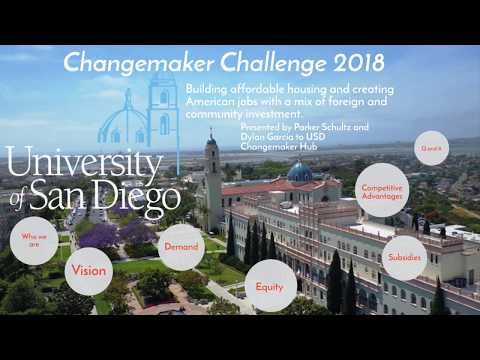 Changemaker Challenge: Affordable Housing in San Diego