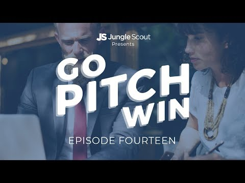 A NEW TOOL to help you CREATE your BRAND 🖌🔍I Week 5 Pitch 2 I Go Pitch Win I Jungle Scout